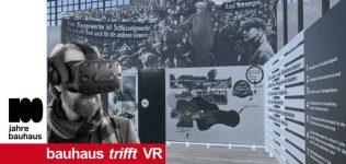 Bauhaus trifft VR