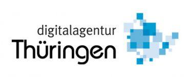 Logo Digitalagentur Thüringen