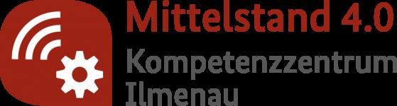 Logo Kompetenzzentrum Mittelstand 4.0 Ilmenau