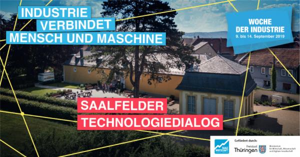 Titalbild Saalfelder Technologiedialog