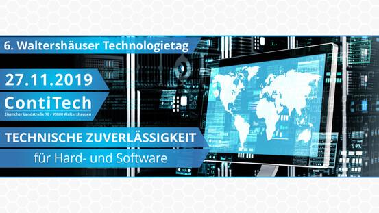 Titelbild Waltershäuser Technologietag