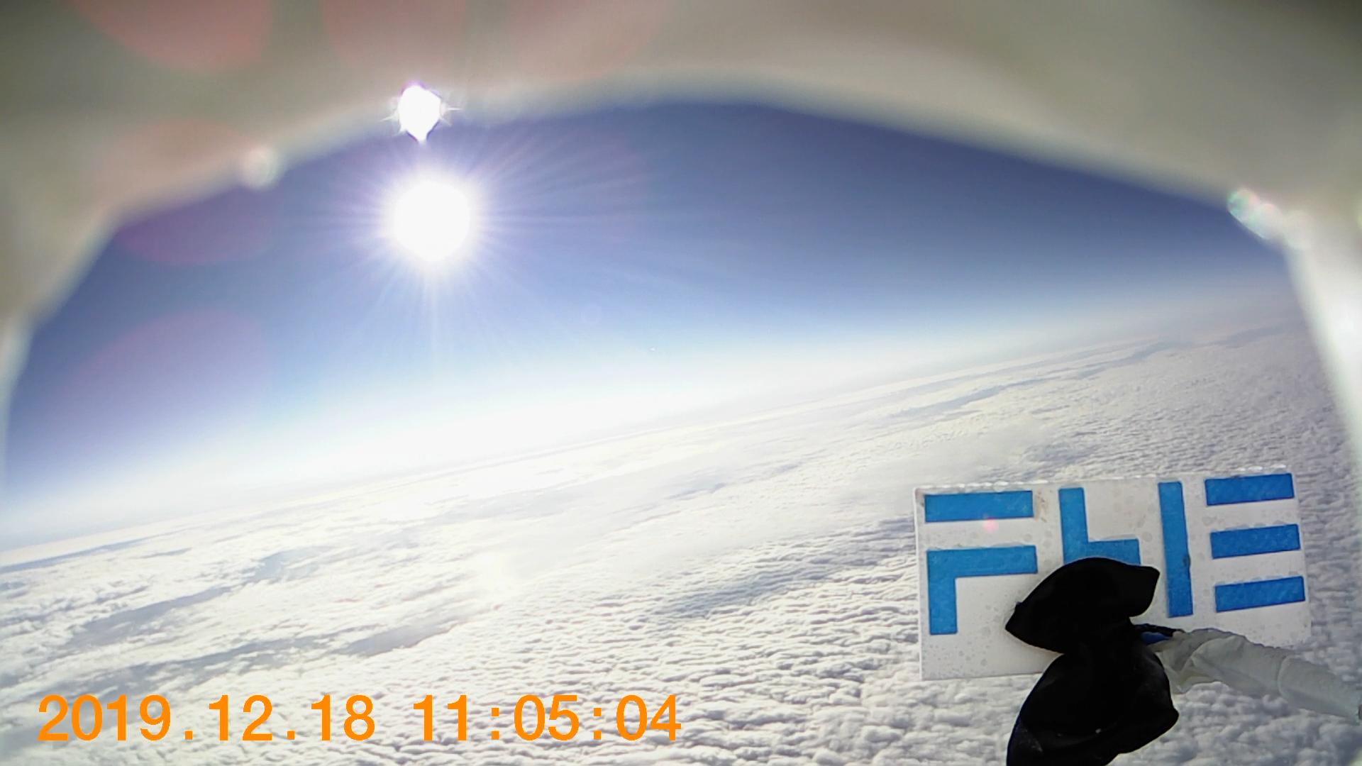 Stratosphärenflug