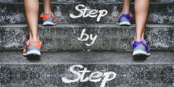 stairs_step by step